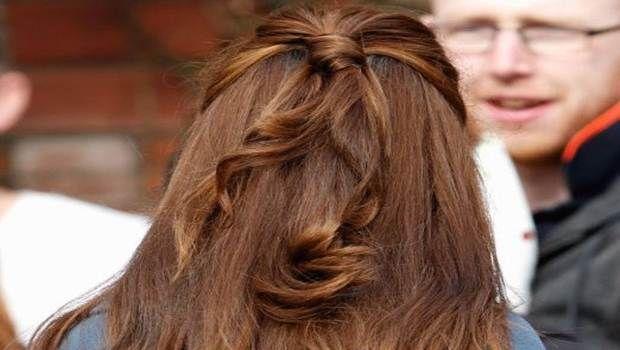 super einfach Frisuren: nützliche Ratschläge für Mädchen und Anfänger