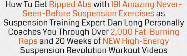 Suspension Revolution 2.0 Bericht - arbeitet Buch von Dan?