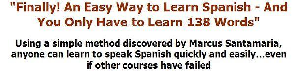 Synergy Spanisch Review - funktioniert nur während des Marcus?