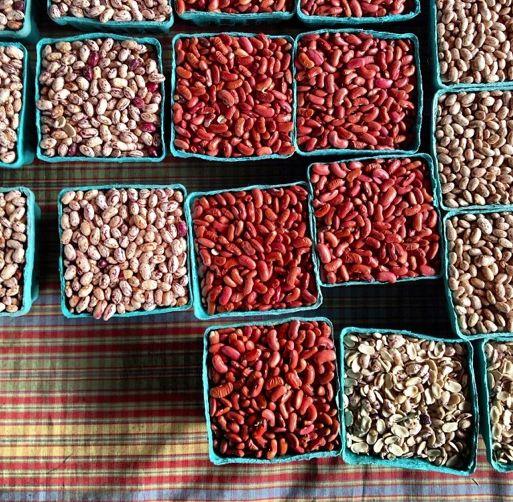 redclogchef zu'union greenmarket carré chute pour les légumes