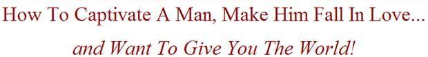 Männer lieben Frauen Prüfung - die Arbeit Bob Grants führt?