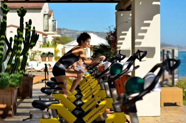 Fitness-Studios luxuriösesten Hotels der Welt