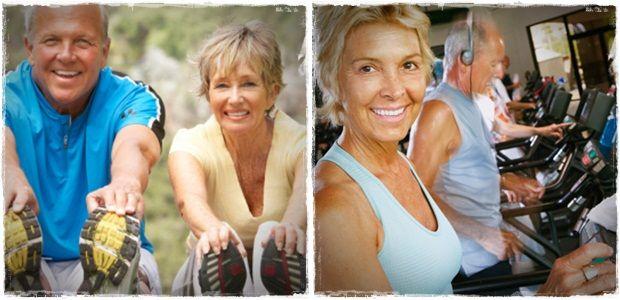 Oberschenkel Übungen für Senioren und Reiter stärken