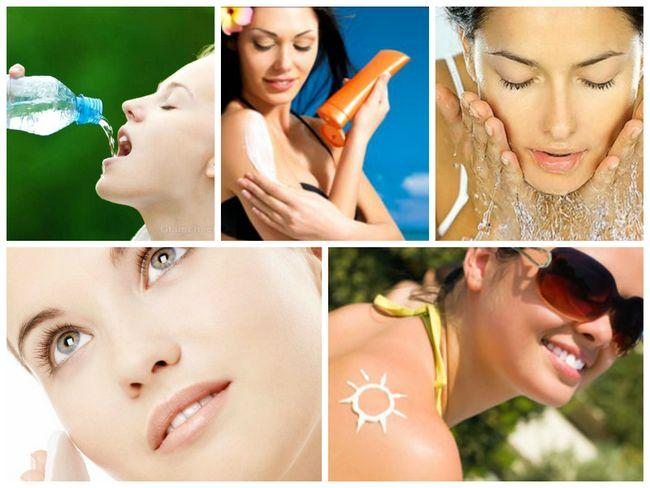 Tipps für jünger aussehende Haut