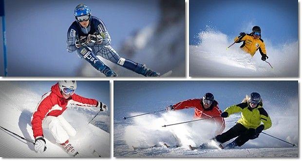 Top 13 Ski grundlegende Tipps für Anfänger zu beginnen