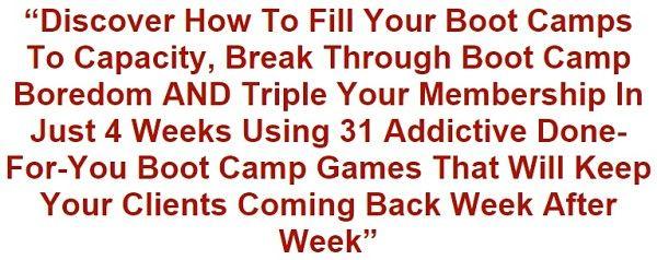 Turbulence Training Bewertung Boot-Camp-Spiele - Brian Spielprogramm