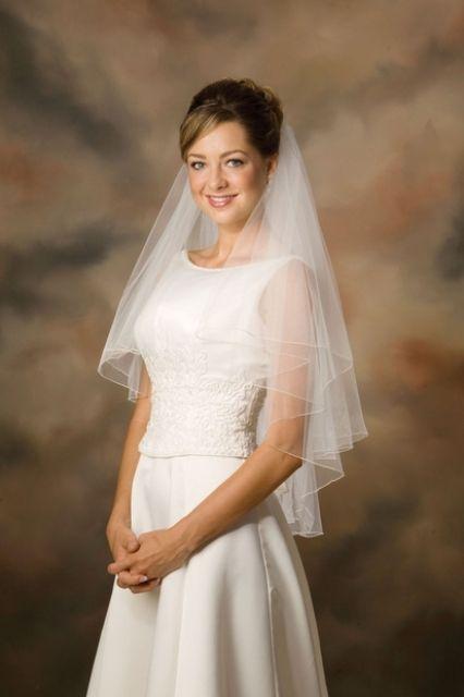 Sail-sprechen: die Zeit, um die perfekte Hochzeit Schleier Stil zu wählen, die Ihrer Persönlichkeit passt