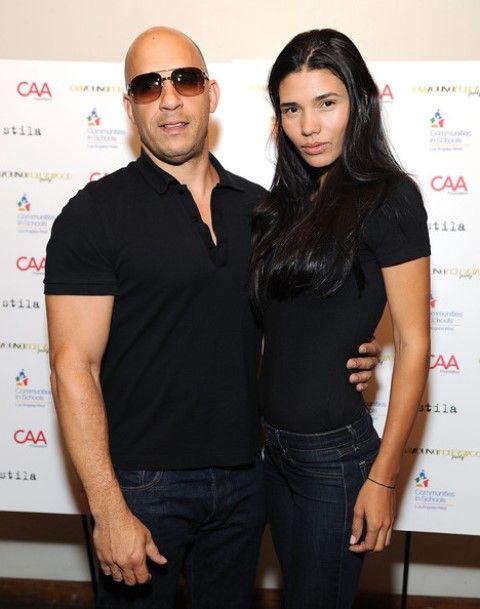 Vin Diesel und seine Partnerin Paloma Jimenez, erwarten ihr drittes Kind