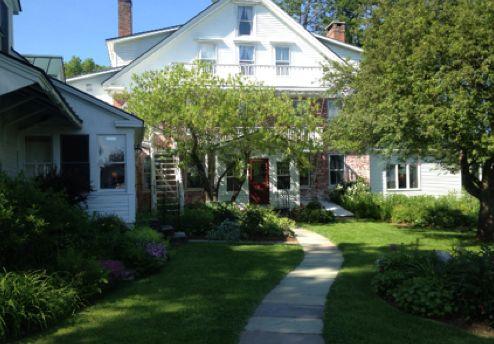 Wochenendausflug Wohlfahrt: Windham Hill Inn, Vermont