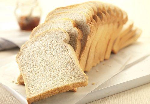 Kennen Sie Weißbrot Kalorien pro Scheibe?
