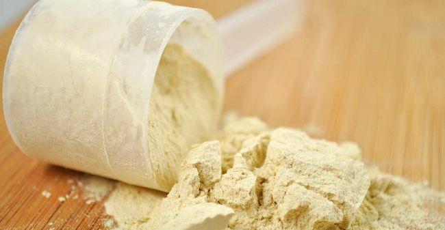 Nebenwirkungen möglich Molke-Protein, die Sie niemals ignorieren sollten