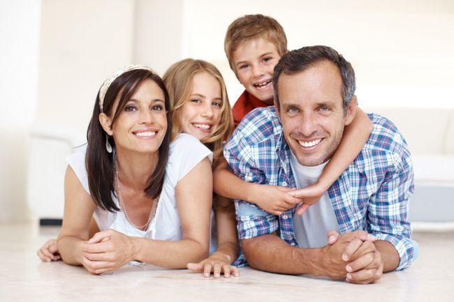 OÜ kleine Familien: Das ist besser für Kinder?