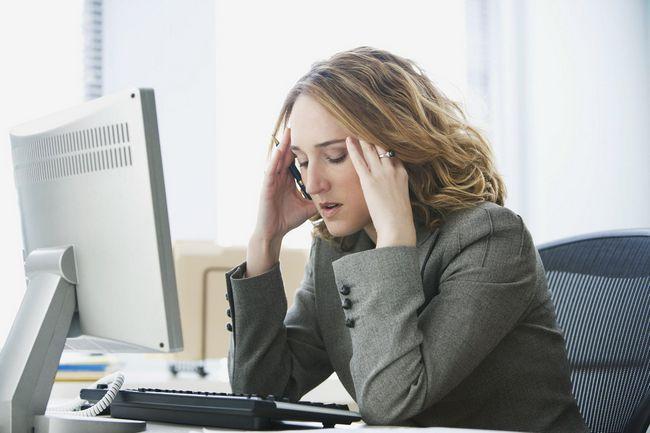 technische Verwaltung von Stress