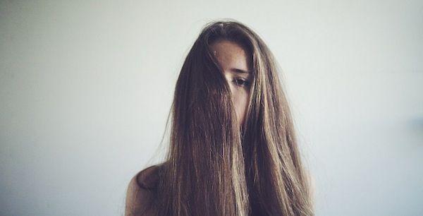 Struggles alle Mädchen mit dicken Haaren wissen, um wahr zu sein