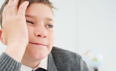 Unterrichten Sie Ihre Kinder Belastbarkeit
