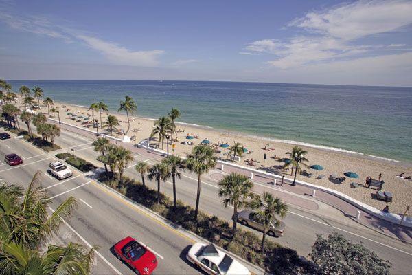 Sehenswürdigkeiten und Aktivitäten in Fort Lauderdale zu tun