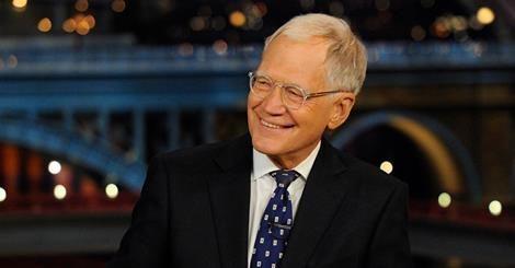 Top 10 Baby-Namen Inspiriert von David Letterman