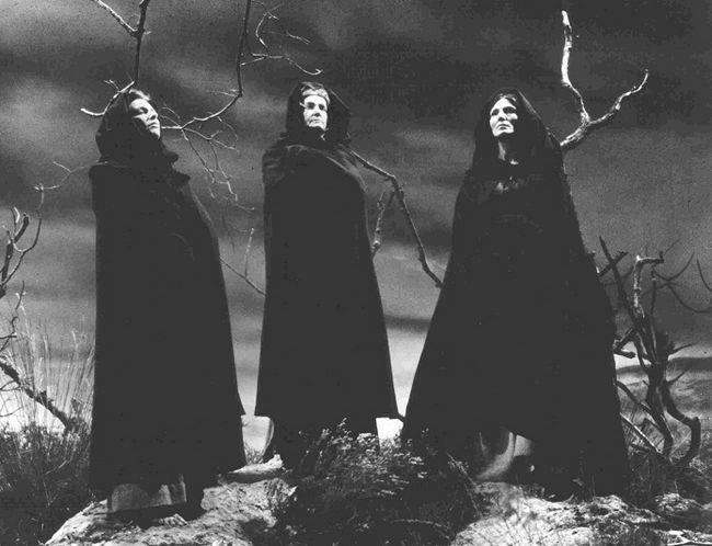 Top 10 der bekanntesten Namen Hexen