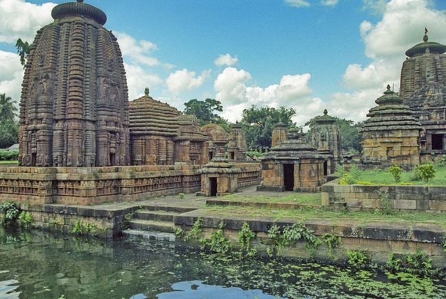 Tourist Spots in Orissa