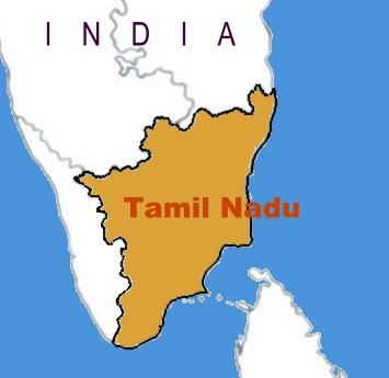 Tourist Spots in Tamil Nadu