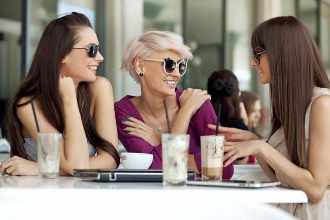Wissen Sie, dass La Gespräch über Frauen?