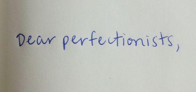 Was für ein Perfektionist Sie?