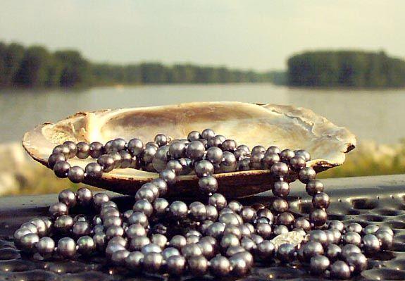 Wer macht dies eine schwarz Black Pearl?