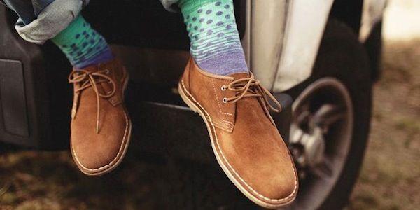 Was für Schuhe Männer sagen über ihre Begegnungen Persönlichkeiten