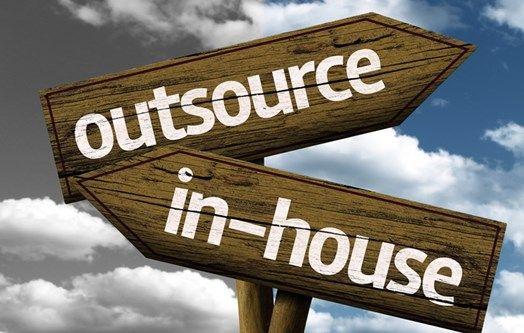 Welche Aufgaben sollte das Home-Geschäft ausgelagert werden