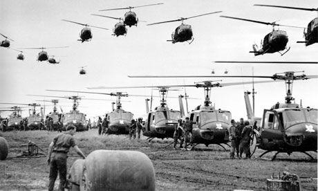 Wann begann der Vietnamkrieg?