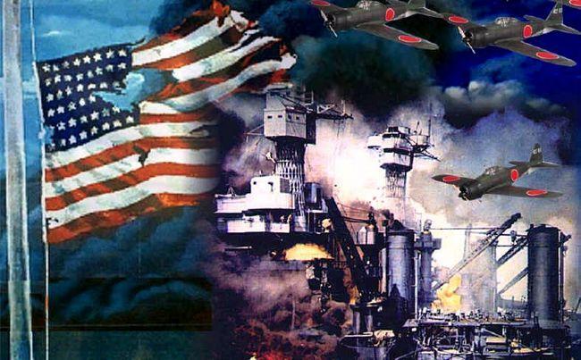 Warum Japan angegriffen Pearl Harbor hat?