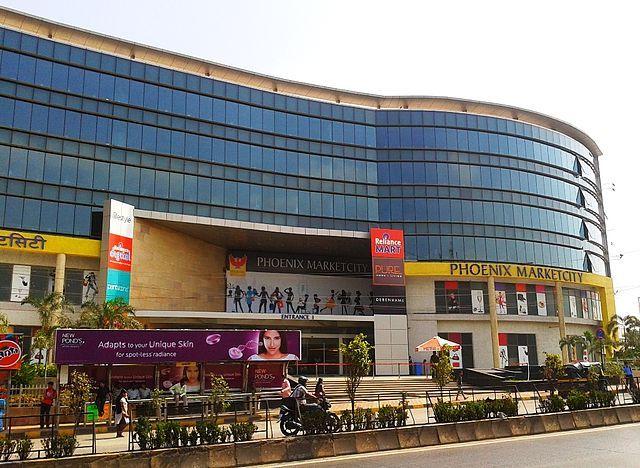 Warum Inder bevorzugen Einkaufszentren