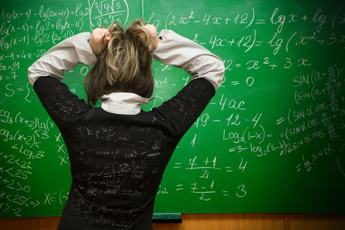 Warum Leute hassen Mathe?