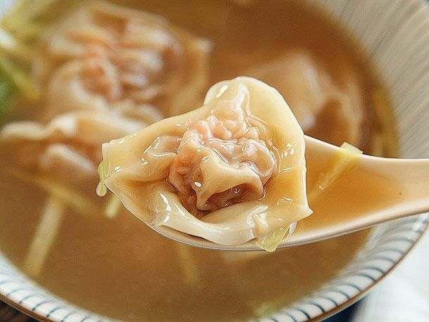 Bei Wan-Tan-Suppe Kalorien