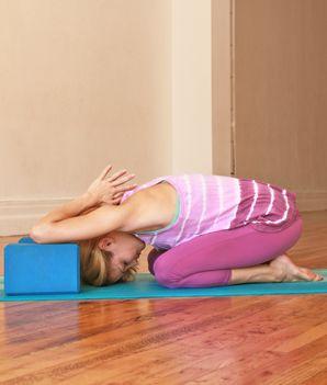 Yoga für Nackenschmerzen